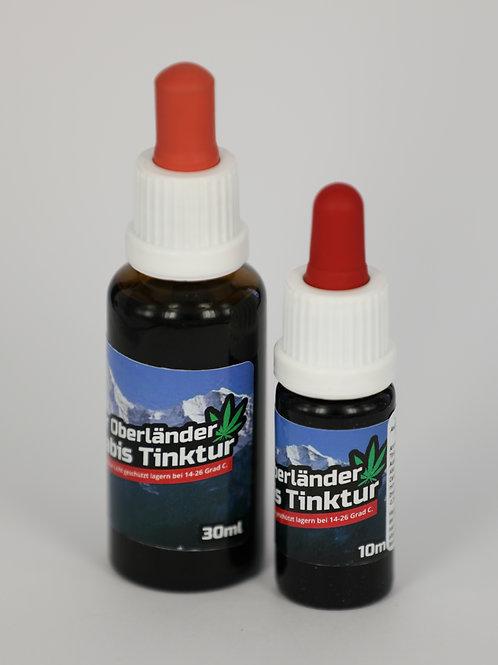 CBD-Tinktur 9%, CBD Tropfen, Berner Oberländer, Andishempkultur