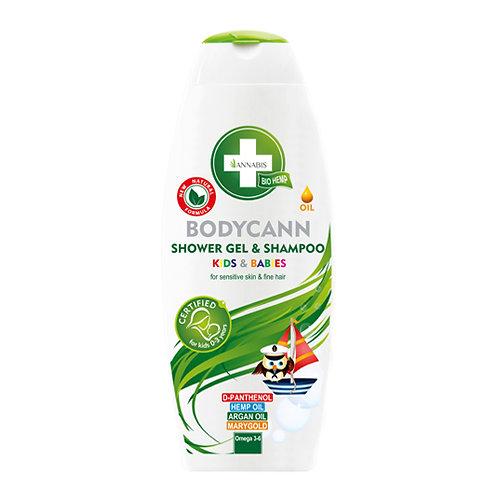 Naturkosmetik, Baby Shampoo, Dusch Gel, Duschgel, Babyschampo, Hanfsamenöl, Ringelblumenextrakt
