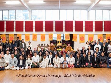 Vesak Celebration 2018