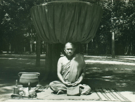 29th Anniversary of the Passing of Luang Por Chah Subhaddo