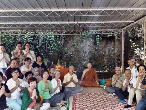 Visit from Bandar Utama Buddhist Society