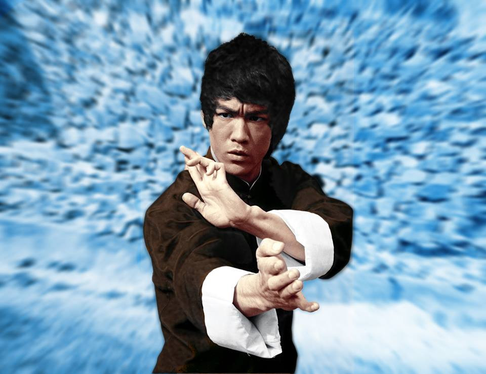 Bruce Lee: Be water my friend