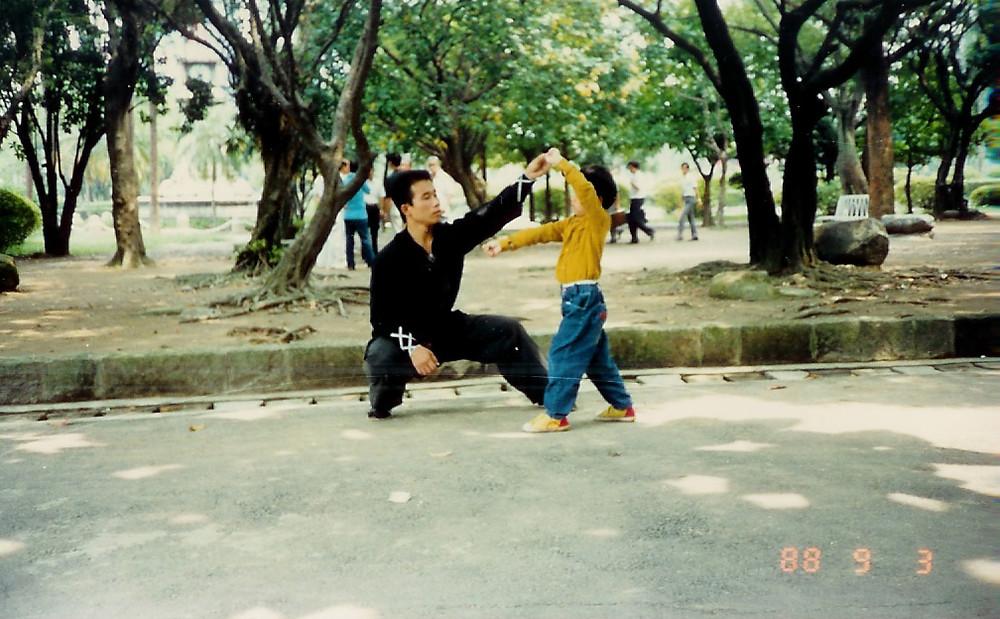 Xiao Peng, Taipei 1988