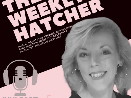 Michelle Hatcher Media launches new weekly PR Podcast