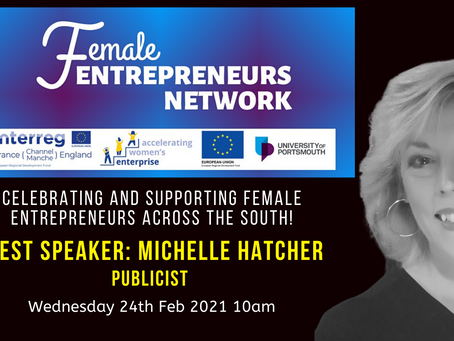 Celebrating and supporting female entrepreneurs across the South!