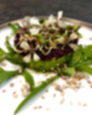 salade du jardin roquet&roll