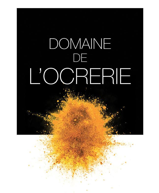 Logo Domaine de l'Ocrerie