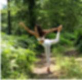Yoga au Domaine de l'Ocrerie