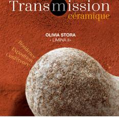 TRANSMISSION Céramique: Olivia Stora du 30 avril-30 mai 2021