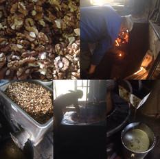 Farine de noix & moelleux brou de noix