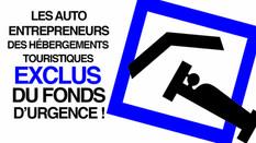 Les chambres d'hôtes/gîtes en Bourgogne Franche Comté exclues du dispositif d'aide touristique