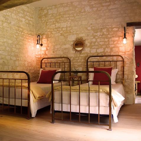 OCKRA en lits jumeaux ou king size