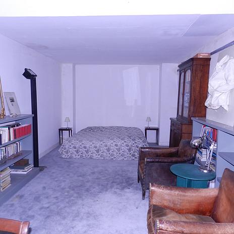 Avant : une chambre quelconque