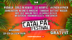 Le Catalpa Festival 2018