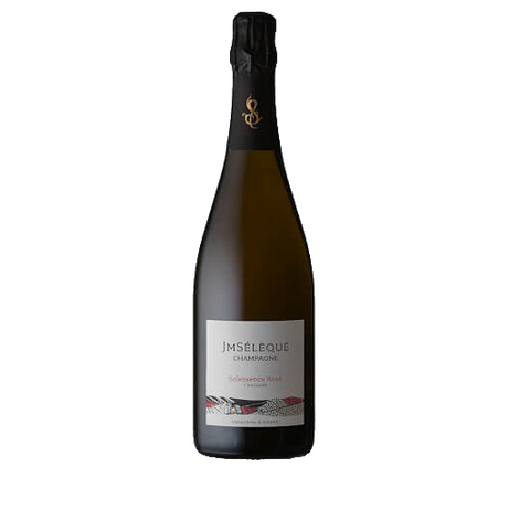 Champagne JM Sélèque Solessence Rosé