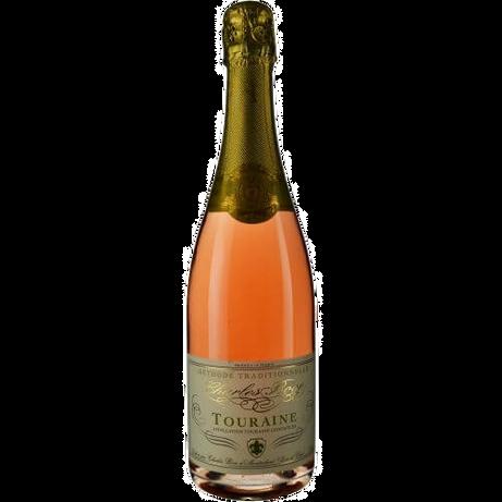 Charles Bove Touraine Sparkling Rosé