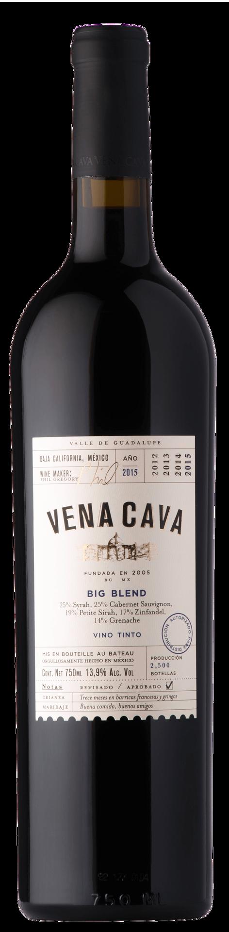Vena Cava Big Blend