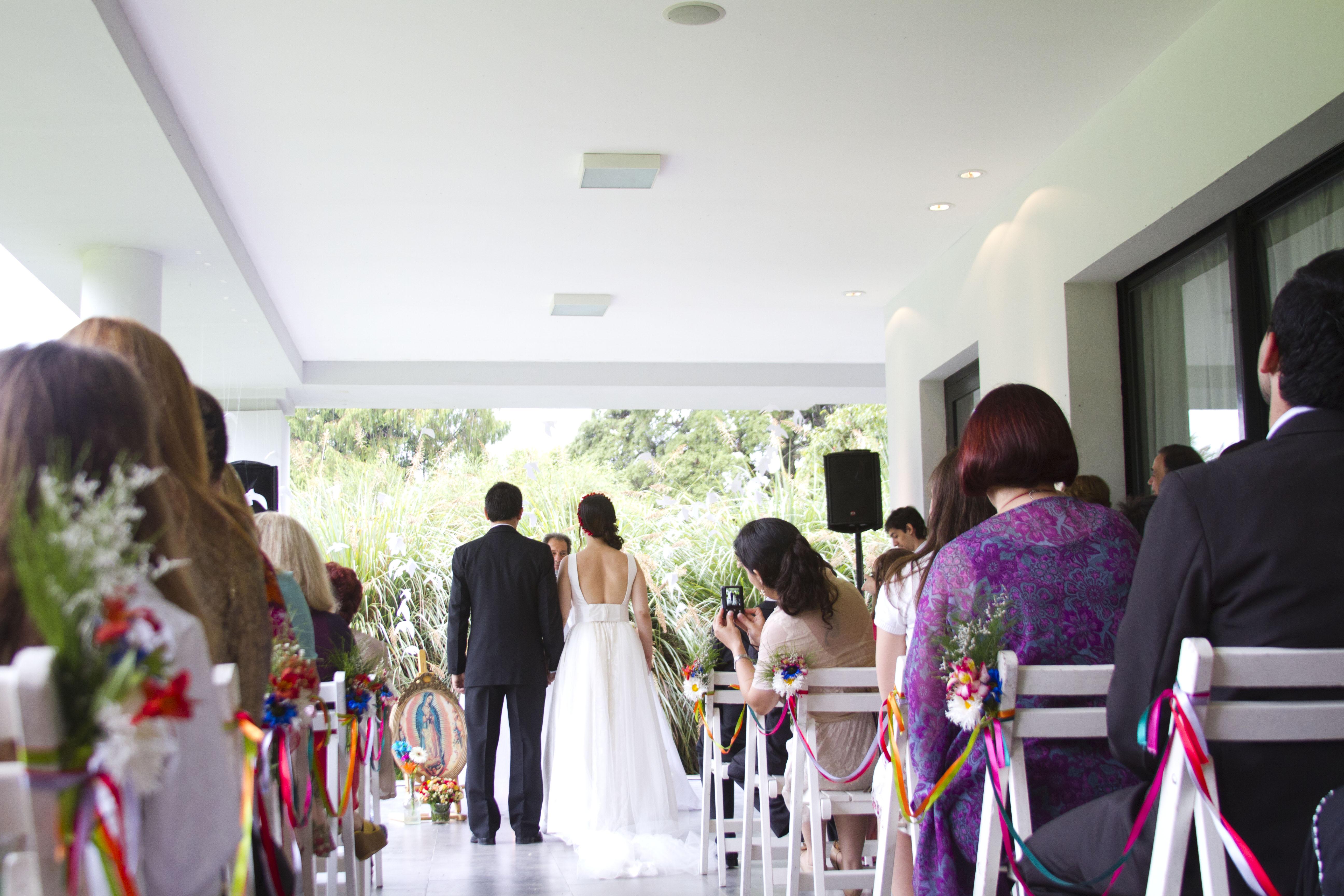 Una ceremonia soñada