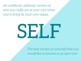 Being Authentic V's Being Your Best Self