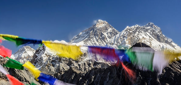 Adventure Coaching, Mt Everest from Gokyo Ri