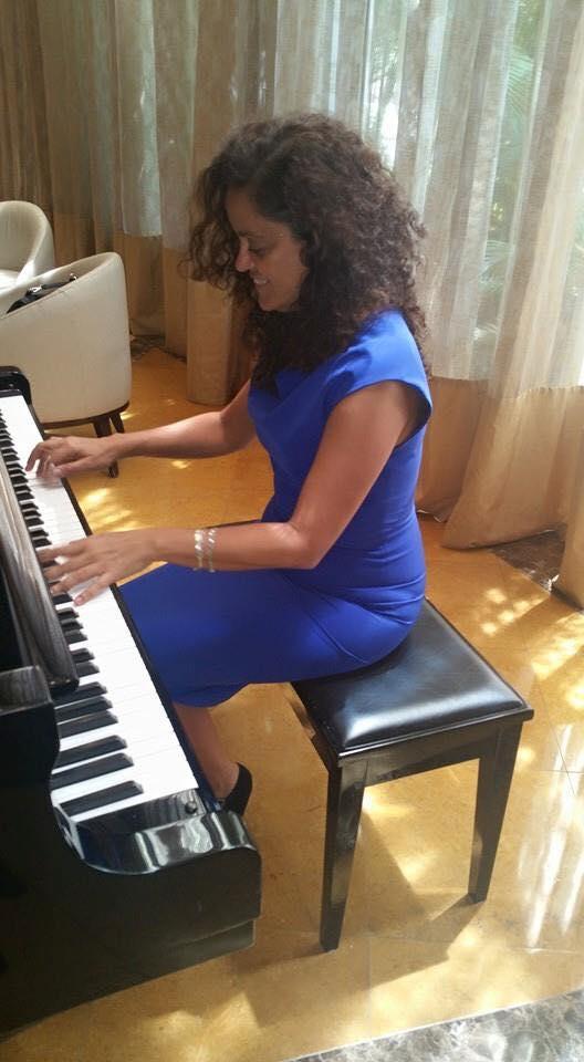 Piano Class with Roza Rabinovich