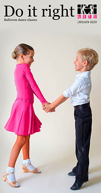 Ballroom Dance for Kids Aventura