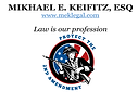 Mikhael E. Keifitz, JD, MBA, LNHA Attorney and Counselor at Law