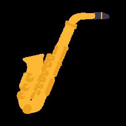 サクソフォン