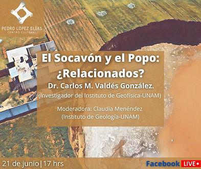El Socavón y el Popo: ¿relacionados?