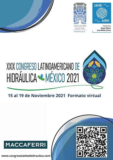 XXIX Congreso Latinoamericano de Hidráulica de IAHR
