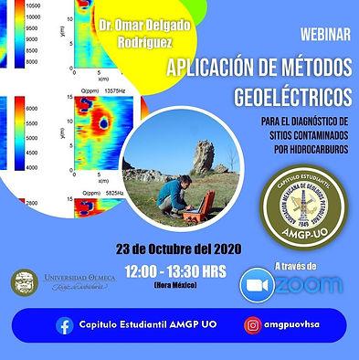 Aplicación de Métodos Geoeléctricos - para el diagnóstico de sitios contaminados por Hidrocarburos