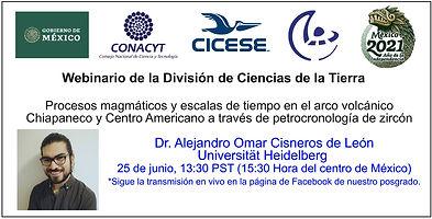 Procesos magmáticos y escalas de tiempo en el arco volcánico Chiapaneco y Centro Americano a través de petrocronología de zircón