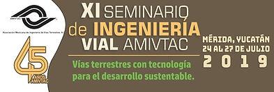 XI Seminario de Ingeniería Vial AMIVTAC