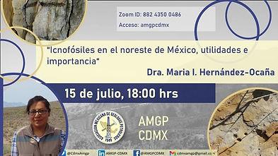 Icnofósiles en el noreste de México, utilidades e importancia