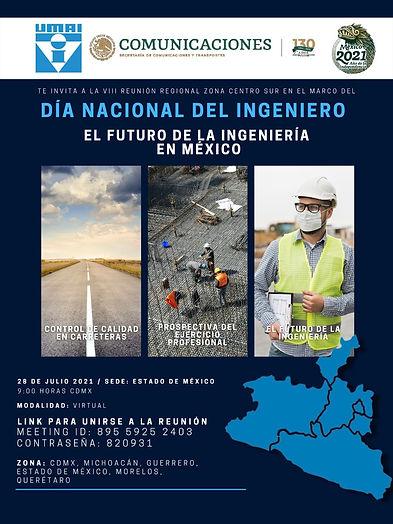 Día nacional del ingeniero. El futuro de la ingeniería en México