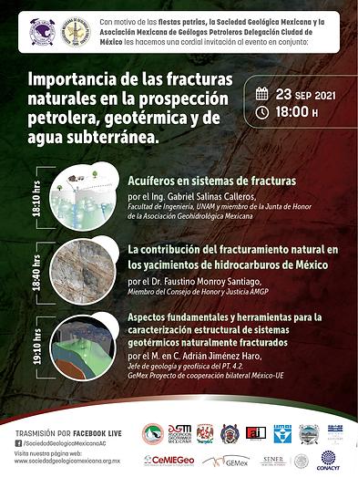 Importancia de las fracturas naturales en la prospección petrolera, geotérmica y de agua
