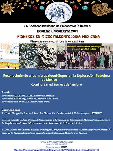 Pioneros en Micropaleontología Mexicana