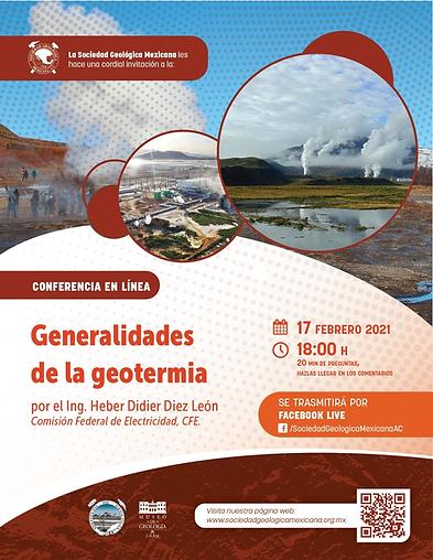 Generalidades de la Geotermia