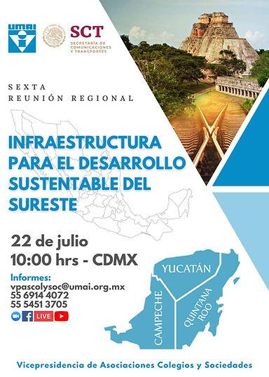 Ingeniería para el desarrollo sustentable del sureste