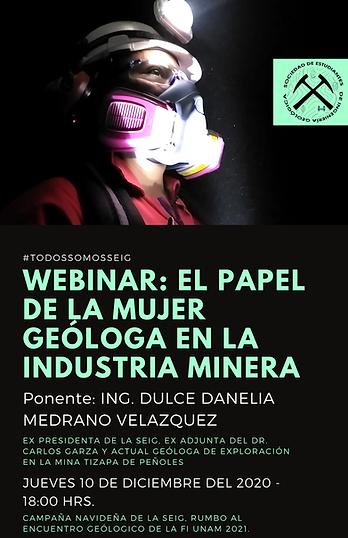 El papel de la mujer geóloga en la industria minera