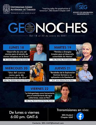 Geonoches