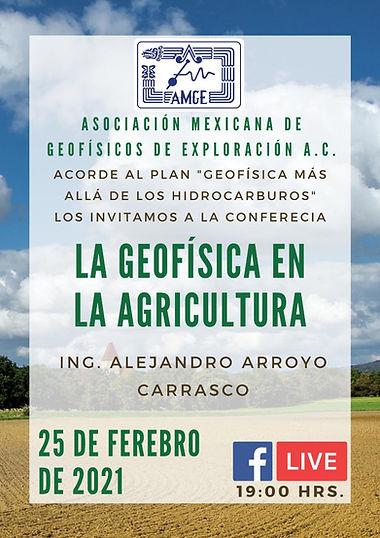 La Geofísica en la agricultura
