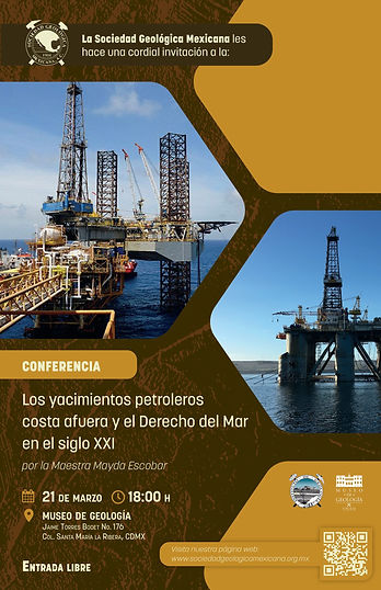 Los yacimientos petroleros costa afuera y el Derecho del Mar en el siglo XXI