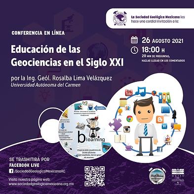 Educación de las Geociencias en el Siglo XXI