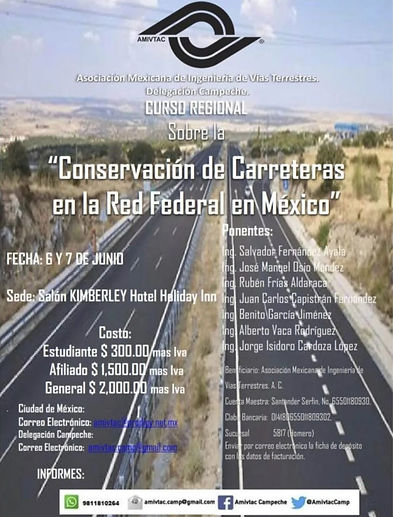 Conservación de Carreteras en la Red Federal en México