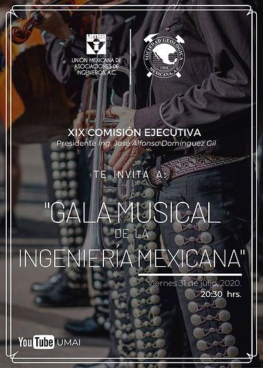 Gala Musical de la Ingeniería Mexicana