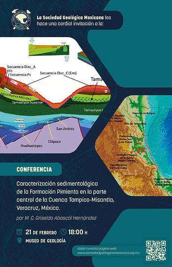Caracterización Sedimentológica de la Formación Pimienta en la parte central de la Cuenca Tampico-Misantla, Veracruz, México