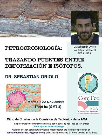 Petrocronología: trazando puentes entre deformación e isótopos