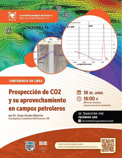 Prospección de CO2 y su aprovechamiento en campos petroleros