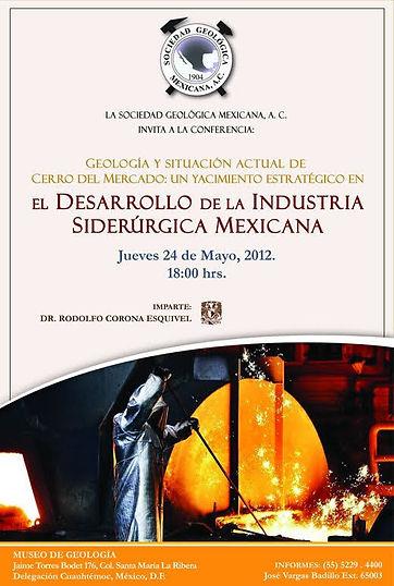 Geología y Situación Actual de Cerro del Mercado: Un Yacimiento estratégico en el Desarrollo de la Industria Siderúrgica Mexicana